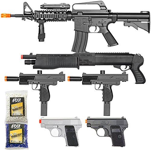 Black Ops - Collection of Airsoft Guns
