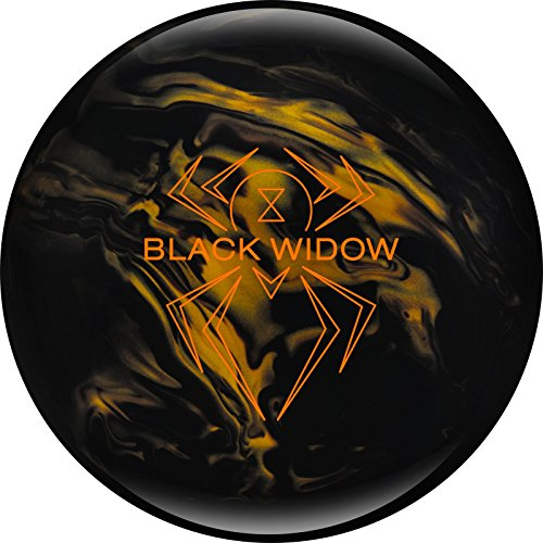 Hammer Black Widow Black/Gold Bowling Ball