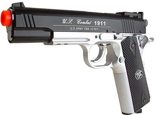 GAS CO2 HAND GUN PISTOL w/ 6mm BB BBs