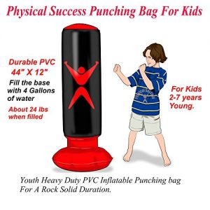 Youth Boxing Bag, 1 Punching Bag For Kids