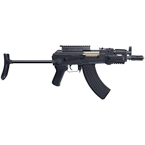 Game Face Black GF76 Airsoft Electric Carbine with Battery, Charger