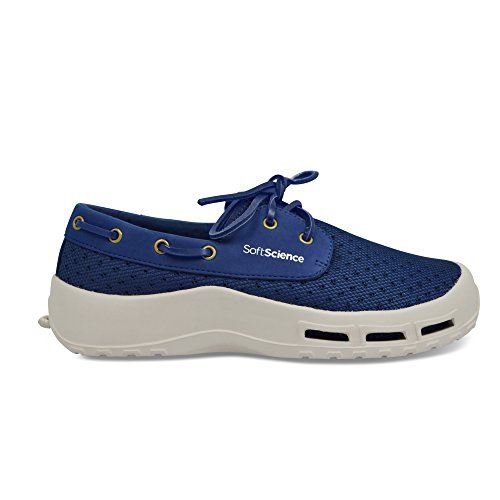 SoftScience Men's The Fin Athletic Boating Shoes
