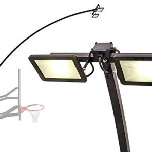 Goalrilla LED Basketball Hoop Light Illuminates backboard