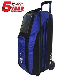 Moxy Bowling Products Blade Triple Roller Bowling Bag