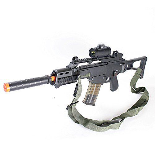 Double Eagle M85P Airsoft Gun AEG Electric Rifle