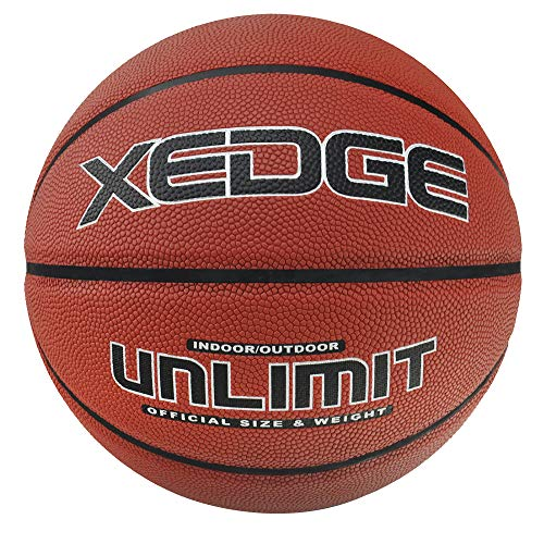 XEDGE Basketballs 29.5 inches Basketball Official Size for Indoor Outdoor Play