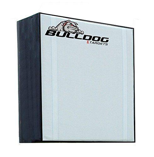 "Bulldog RangeDog 36"" x36 x 12"" Flat Face Archery Target (Target Only)"