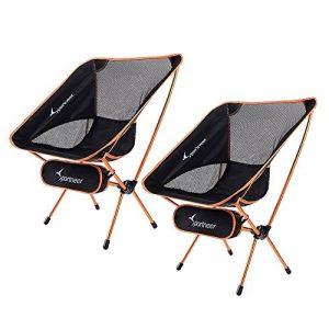 Portable Lightweight Folding Camping Chair