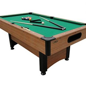 Billiard Table with Compact Design to Fit in Smaller Rooms