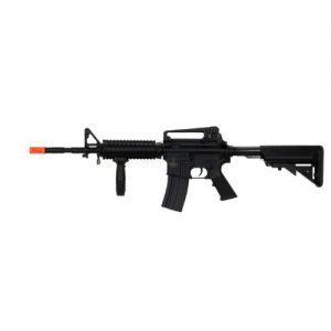 M16 RIS Electric Airsoft Gun Metal Gear FPS-400(Airsoft Gun)