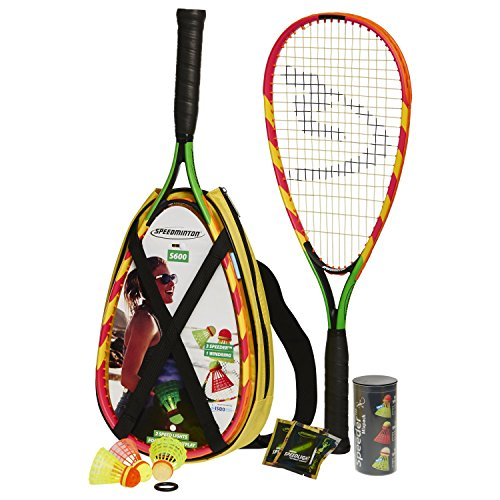 ​​Badminton Crossminton Starter Set including 2 rackets,