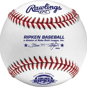 Cal Ripken Competition Grade Baseballs, Box of 12, RCAL1