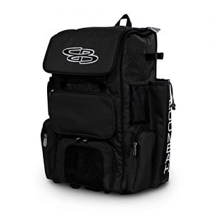 Boombah Rolling Superpack Baseball/Softball Gear Bag