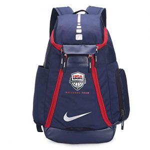 DeLamode American NBA Basketball Backpacks Travel Student Shoulder Bags