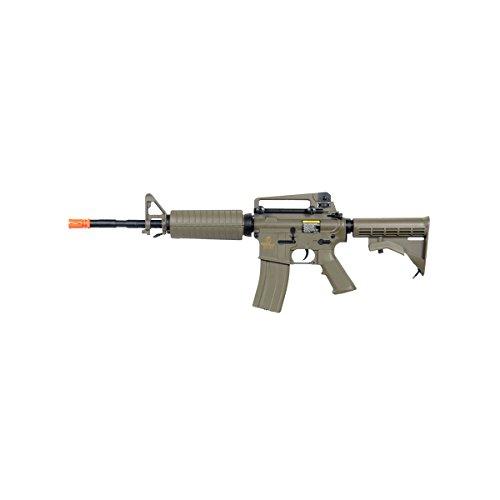 Lancer Tactical LT-06T M4A1 Airsoft Electric Gun Metal Gear FPS-400