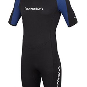 Premium Neoprene Diving Suit 3mm Shorty Jumpsuit