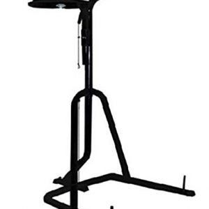 Three-Station Heavy Duty Punching Bag Stand by Everlast