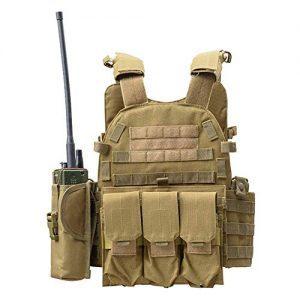 Airsoft Vest Paintball Combat Training Vest