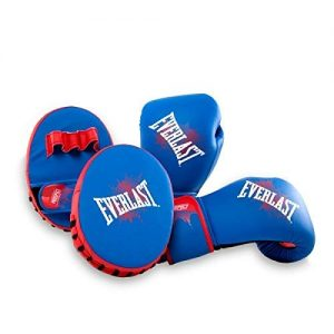 Everlast Prospect Youth Glove & Mitt Kit