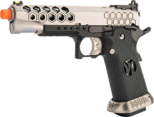 Evike AW Custom HX25 Full Metal Competition Ready Gas Blowback Airsoft Pistol