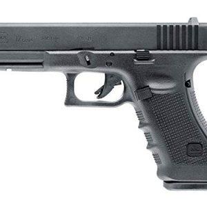Umarex Glock 17 Gen4 GBB Airsoft, Black