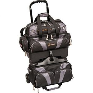 Hammer Premium 4-Ball Stackable Bowling Bag