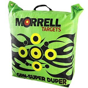 Morrell GRN Super Duper Field Point Bag Archery Target