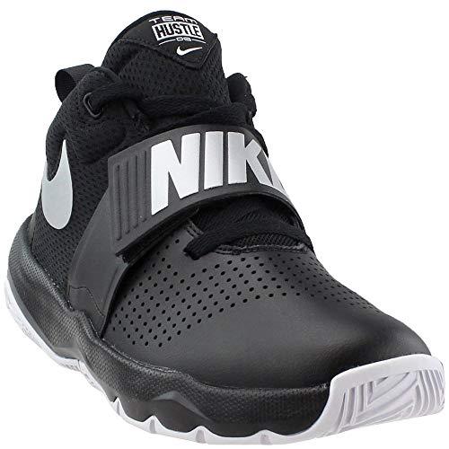 Nike Kids' Team Hustle D 8 (Gs) Basketball Shoe