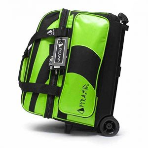 Pyramid Path Deluxe Double Roller Bowling Bag