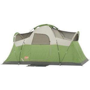 Coleman Montana Tent 6 Person 7 Ft. X 12 Ft.