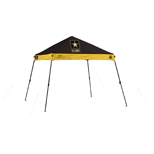 Coleman 10 x 10 Instant Canopy - Army