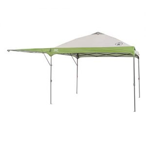 Coleman Swingwall Instant Canopy, 10 x 10 Feet