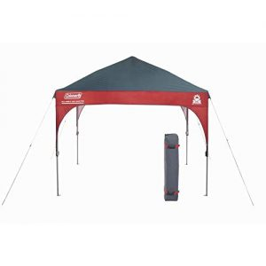 Coleman Canopy Shelter with All-Night LED Lighting