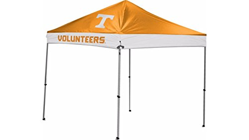 NCAA Instant Pop-Up Canopy Tent with Carrying Case, 9x24