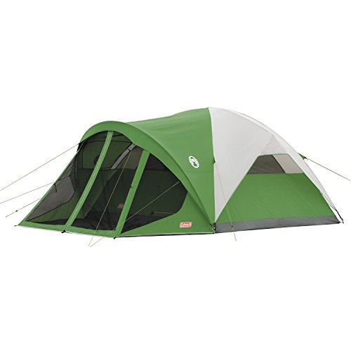 Coleman Evanston Six-person Camping Tent with Screened Front Porch