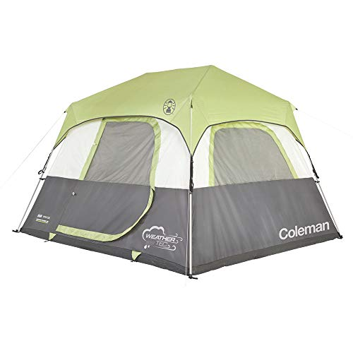 Coleman Instant Cabin 6 Tent with Fly