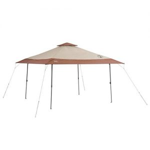 Coleman Instant Pop-Up Canopy Tent and Sun Shelter