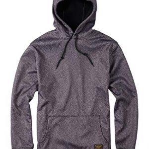 Burton Men's Crown Bonded Pullover Hoodie Sweatshirt