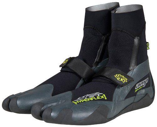 Hyperflex AMP 5mm Split Toe Boot, 11 - Surfing, Windsurfing & Wakeboarding