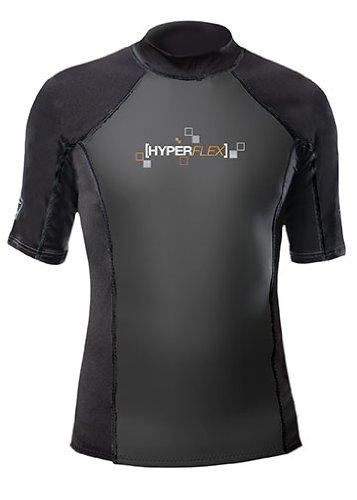 Hyperflex Wetsuits Men's Polyolefin 1.5mm 50/50 S/S Shirt