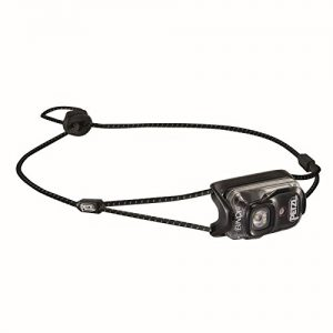 PETZL - Bindi, 200 Lumens, Ultralight, Rechargeable, and Compact Headlamp for Urban Running