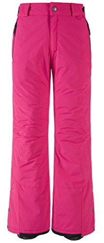 Wantdo Women's Waterproof Warm Padding Insulated Outdoors Snow Pants