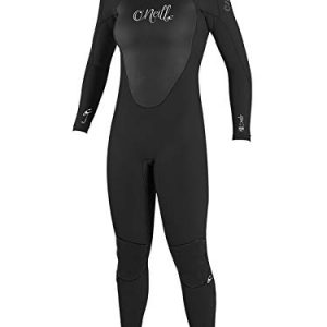 O'Neill Women's Epic 4/3mm Back Zip Full Wetsuit