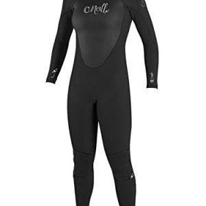 O'Neill Women's Epic 4/3mm Back Zip Full Wetsuit