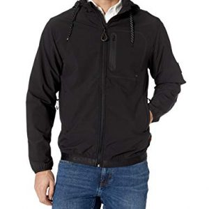 Quiksilver Men's Paddle 3 Windbreaker Jacket