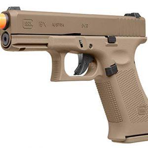 Umarex Glock 19X GBB Blowback 6mm BB Pistol Airsoft Gun, Glock 19X Airsoft Gun