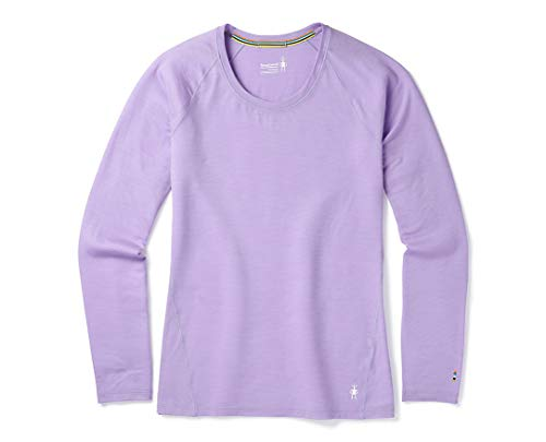 Smartwool Merino 150 Wool Top - Women's Baselayer Pattern Long Sleeve Performance Shirt