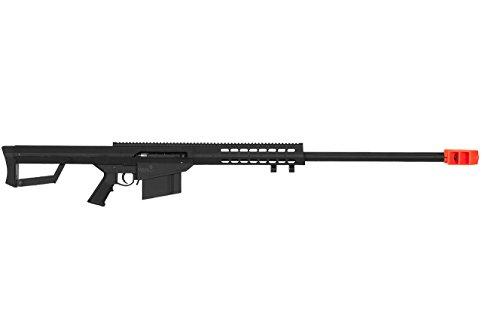 lancer tactical m82 polymer spring sniper rifle(Airsoft Gun)