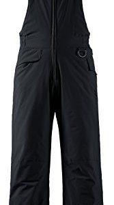 Wantdo Men's Waterproof Ski Pants Insulated Warm Snow Bibs Winter Overalls