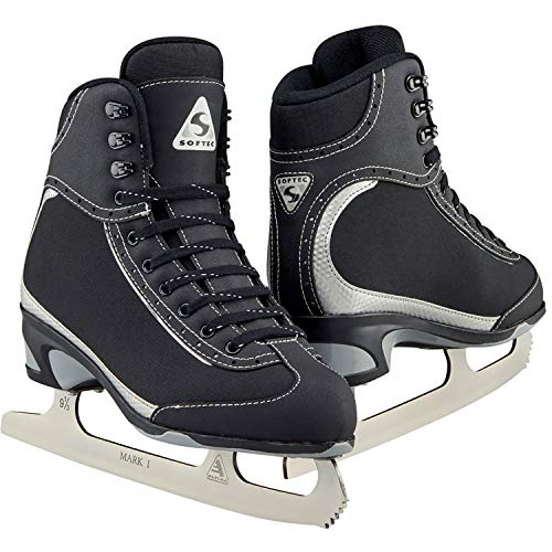 Jackson Ultima Softec Vista ST3200 Figure Ice Skates for Women/Color: Black, Size: Adult 5